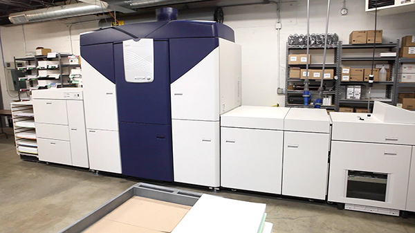 Complemar Print - Meet the Xerox iGen4 Digital Press